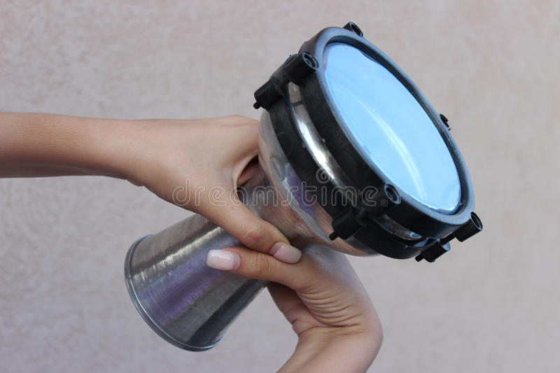 Darbuka de percussion photos libres de droits
