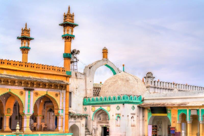 Dargah von Sheikh Zainuddin Khuldabad in Khuldabad - Maharashtra, Indien lizenzfreie stockfotos