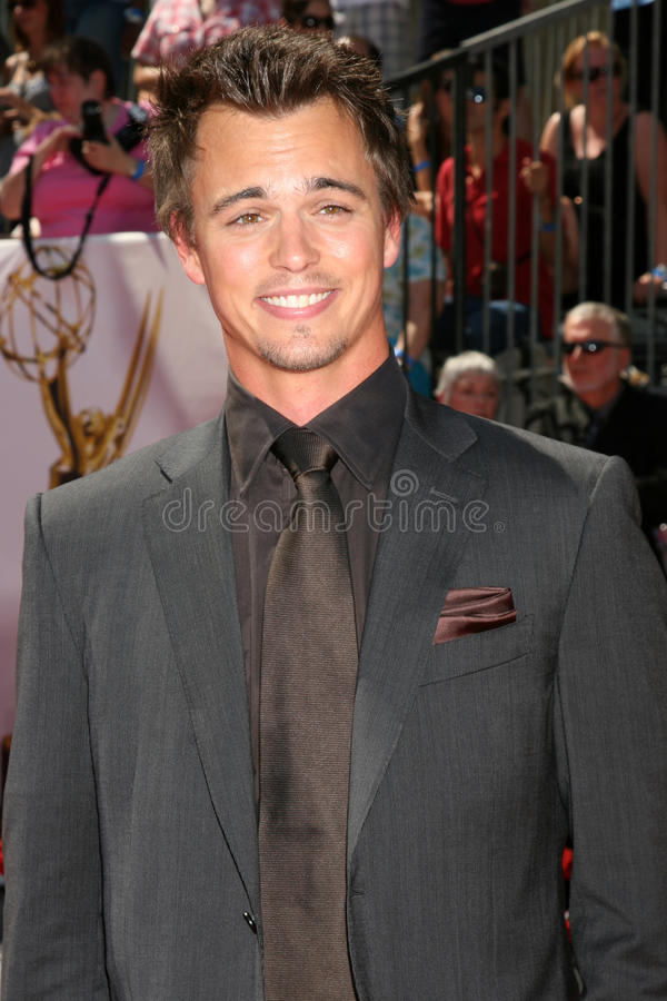 Darin Brooks royalty-vrije stock foto