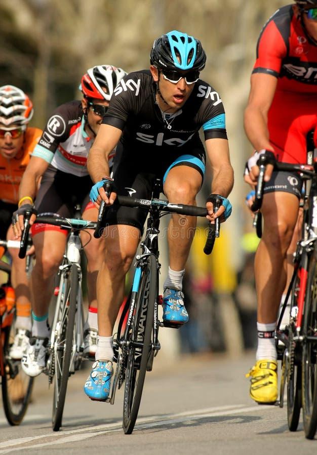 Download Dario Cataldo Of Sky Procycling Editorial Photography - Image: 30134227