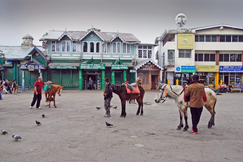 darjeeling мол стоковое изображение