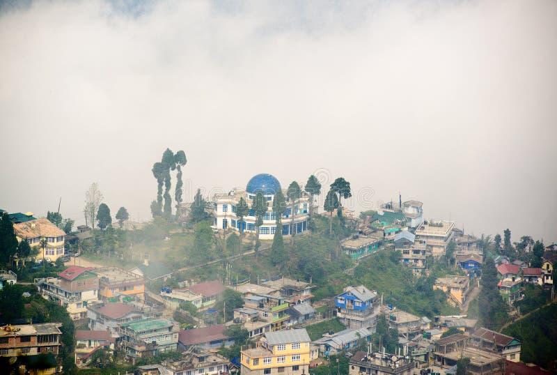 Darjeeling, India fotografie stock