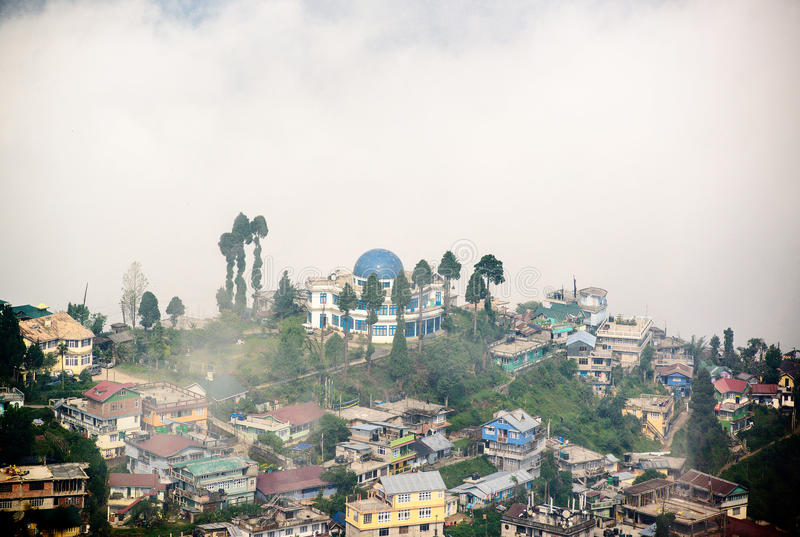 Darjeeling, India. See my other works in portfolio stock images