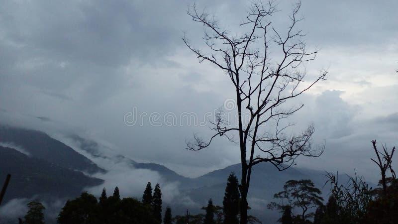 Darjeeling stock photo