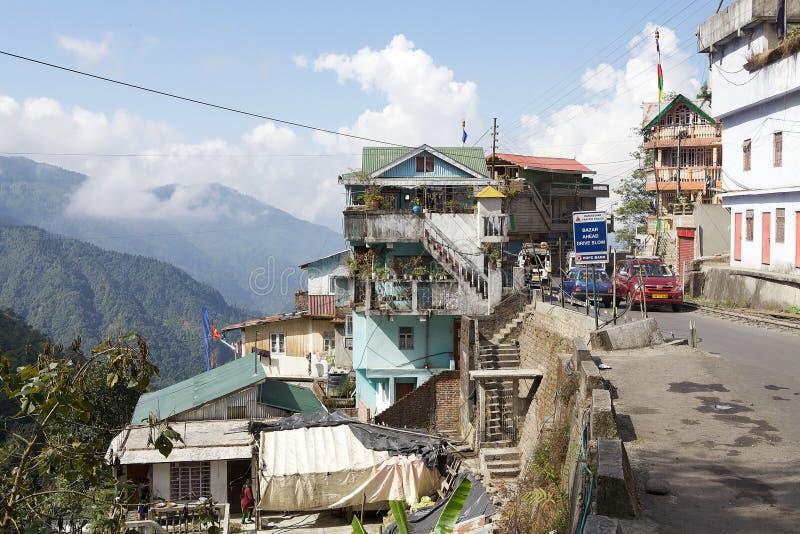 Darjeeling, West-Bengalen, India royalty-vrije stock fotografie