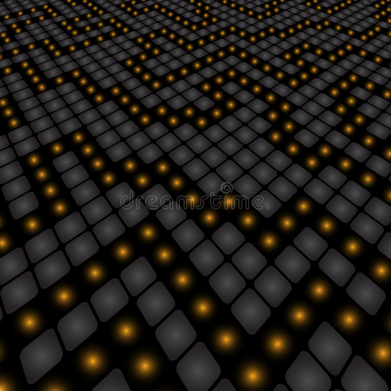 Dark abstract background vector illustration
