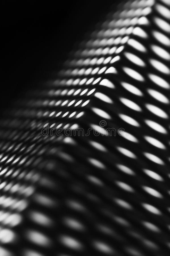 Dark abstract shadow light dots lines composition art photograph royalty free stock images