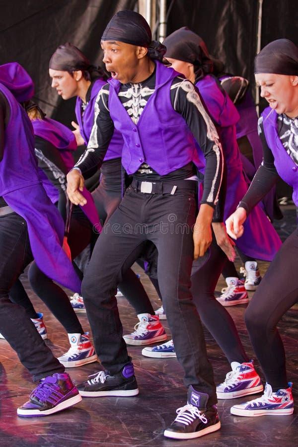 Free Dark Angels Dancing Royalty Free Stock Photography - 15470887