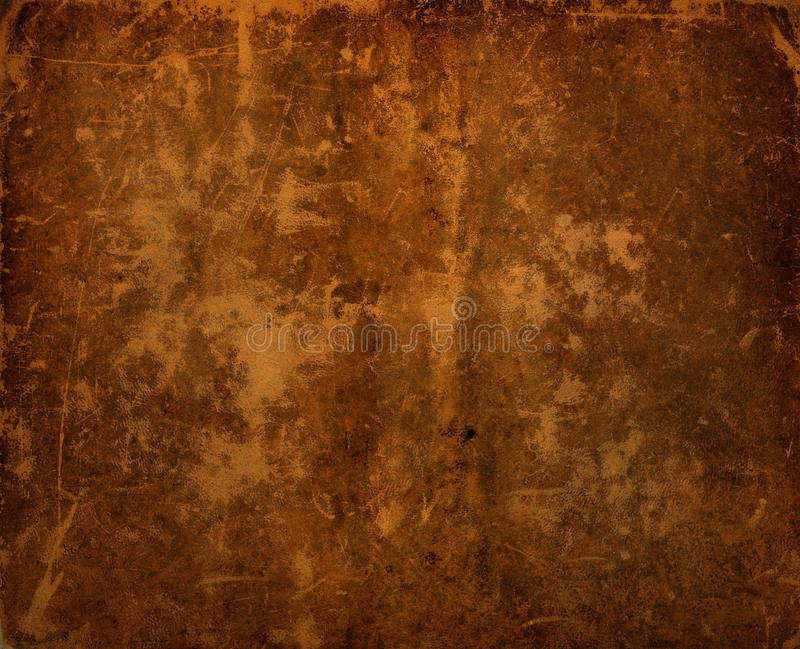 Worn Book Cover Texture : Dark antique old leather background stock photo image of