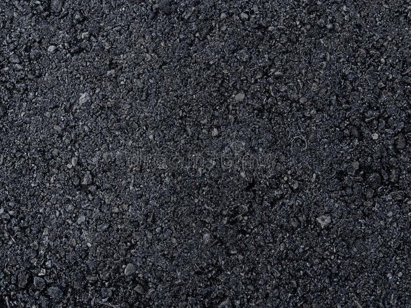 Dark asphalt. Texture background. stock photo