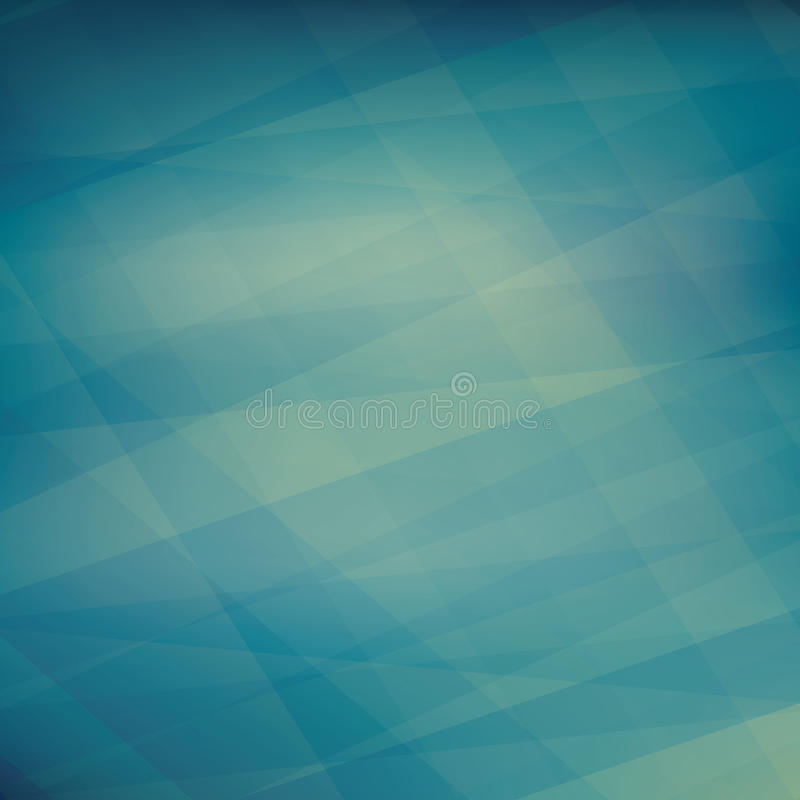 Dark background with shades of green and chill blue. Abstract dark azure textured background with shades of green and chill blue. Cerulean vector pattern. CMYK stock illustration