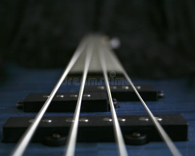 Dark Bass royalty free stock photo