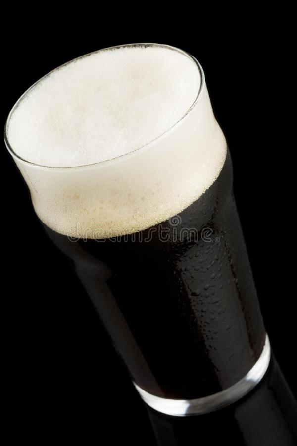 Dark Beer stock photos