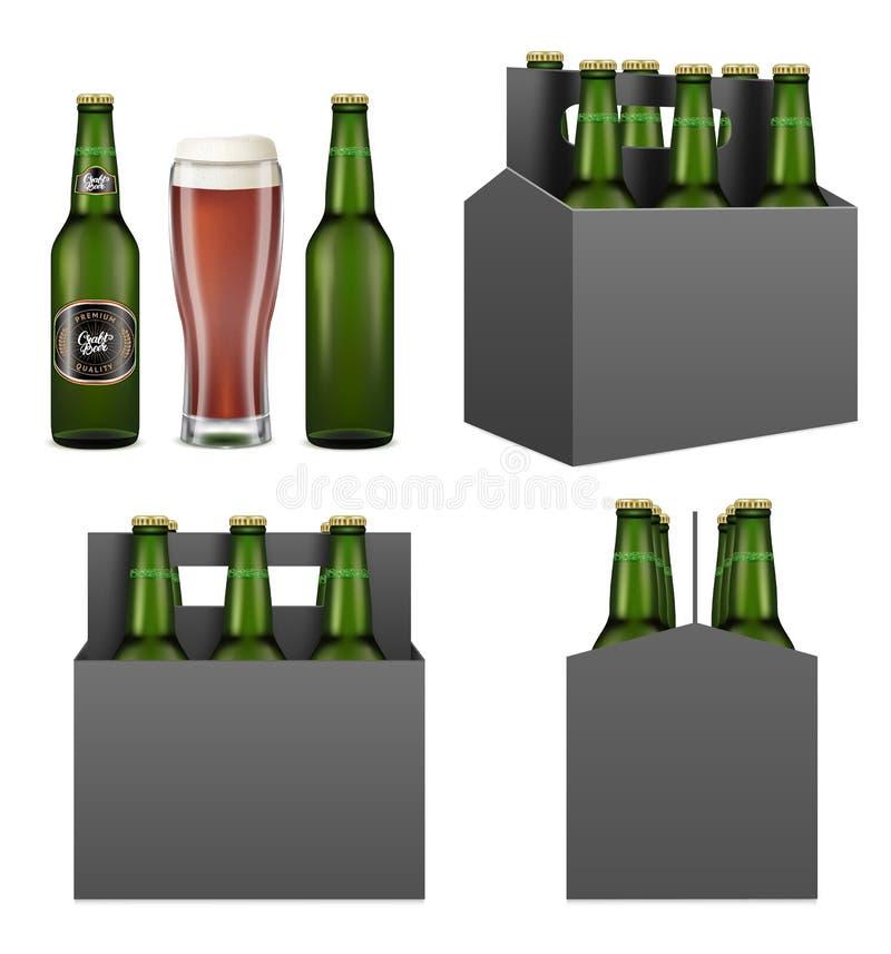 Beer Pack Stock Illustrations 3 799 Beer Pack Stock Illustrations Vectors Clipart Dreamstime