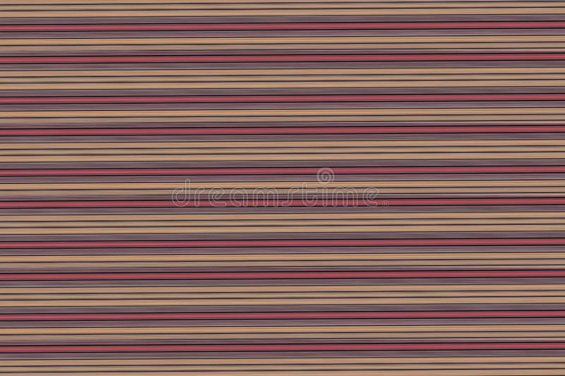 Dark beige silver background horizontal red lines contrast background base design wood texture effect stack of books stock images