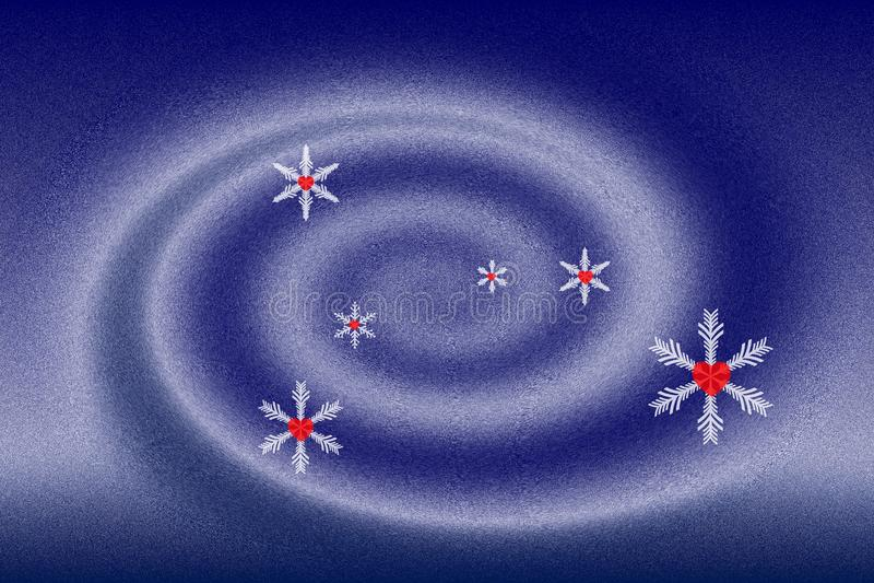 dark; blue; abstract vector illustration