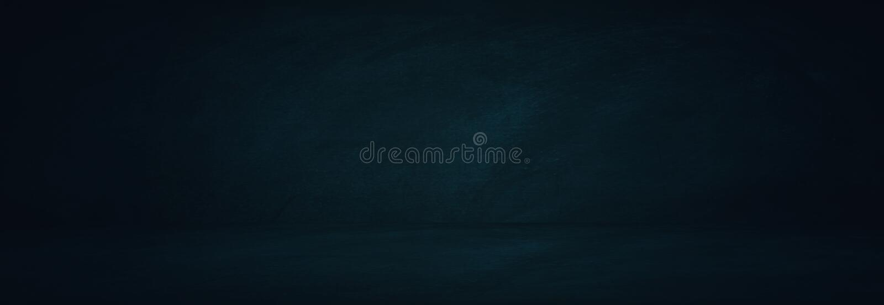 dark blue cement studio background stock photos