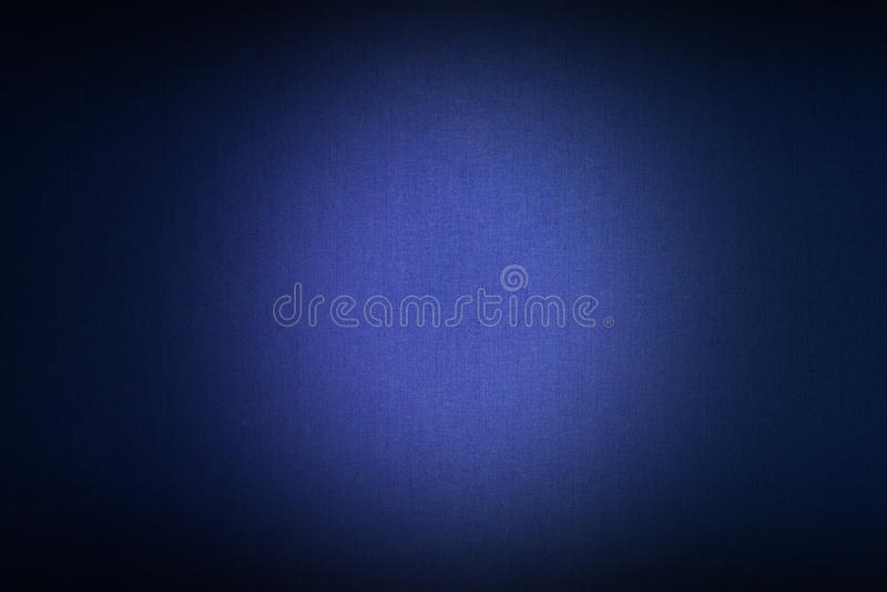 Dark blue fabric pattern style background stock photo