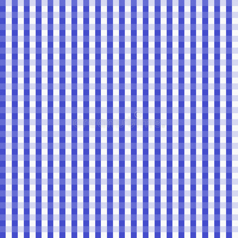 Download Dark Blue Gingham Seamless Background Stock Illustration - Image: 6693290