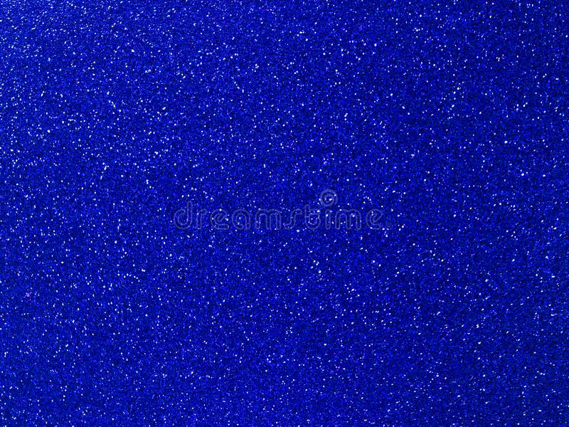 Dark blue glitter abstract rough cement floor texture for blur background Christmas. High quality royalty free stock image