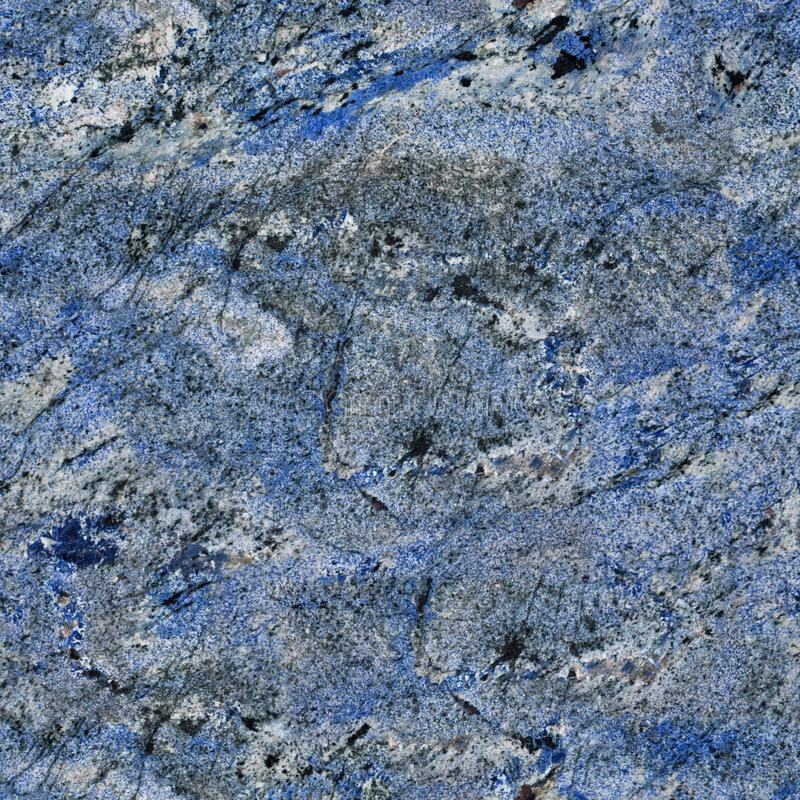 Dark blue granite texture with patterns. Seamless square background, tile ready. High resolution photo stock images