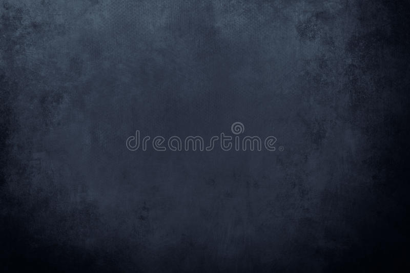 Dark blue grungy background royalty free stock photography