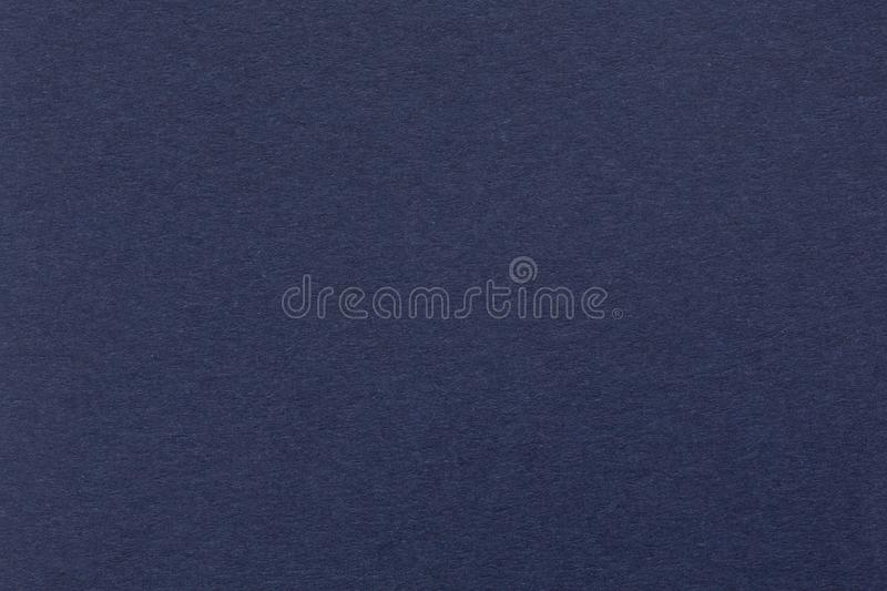 Dark blue paper texture. Background. stock photography