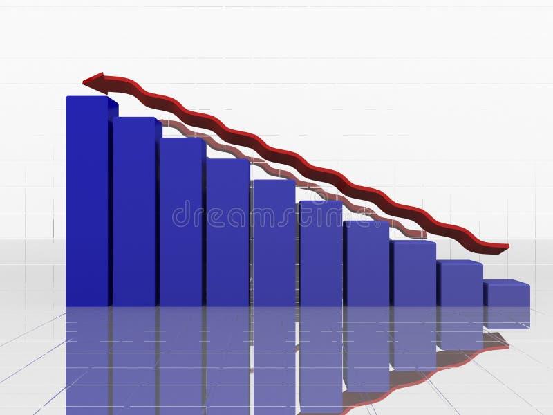 Download The dark blue schedule stock illustration. Image of development - 20895856