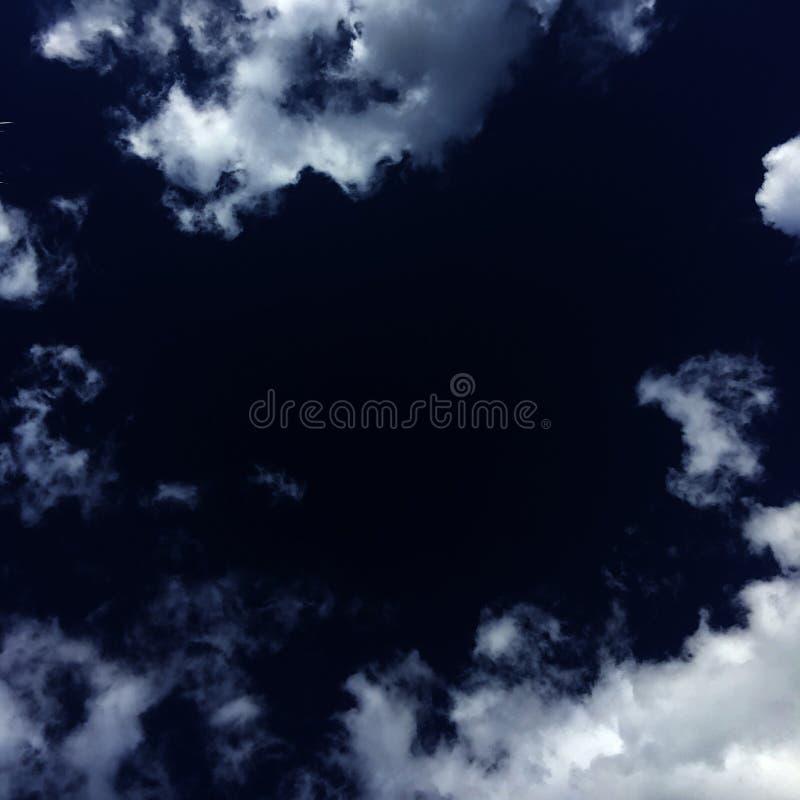 Dark Blue Skies Free Public Domain Cc0 Image
