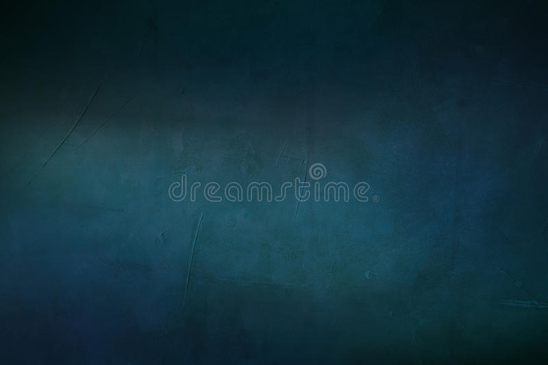 Dark blue textured background stock photography