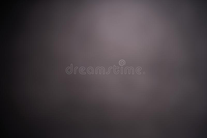 Dark, blurred, simple background, gray abstract background blur gradient royalty free stock photos