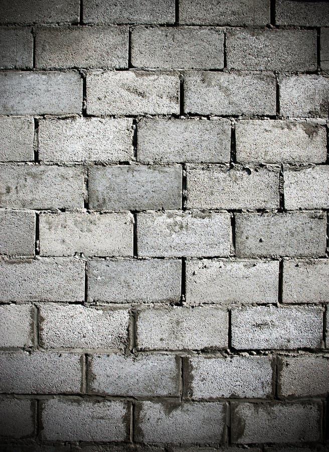Dark Brick Wall Royalty Free Stock Photography