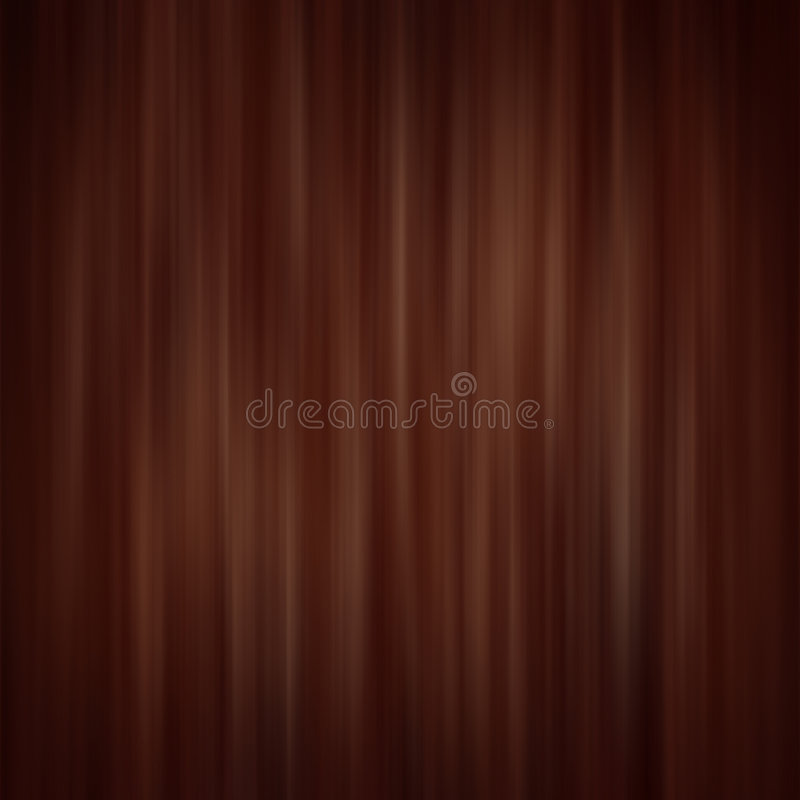 Dark Brown Curtain. Theatre curtain with a spotlight