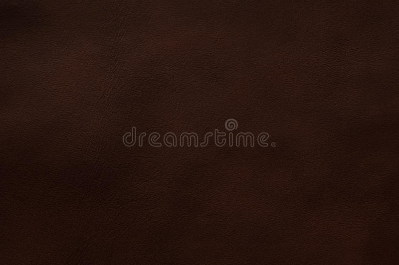 dark brown leather royalty free stock photo