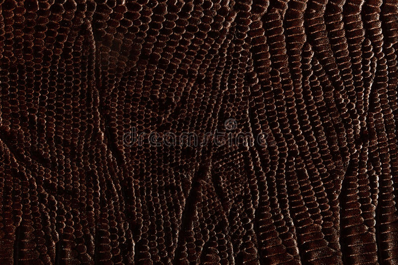 Download Dark brown leather texture stock image. Image of decoration - 29185503