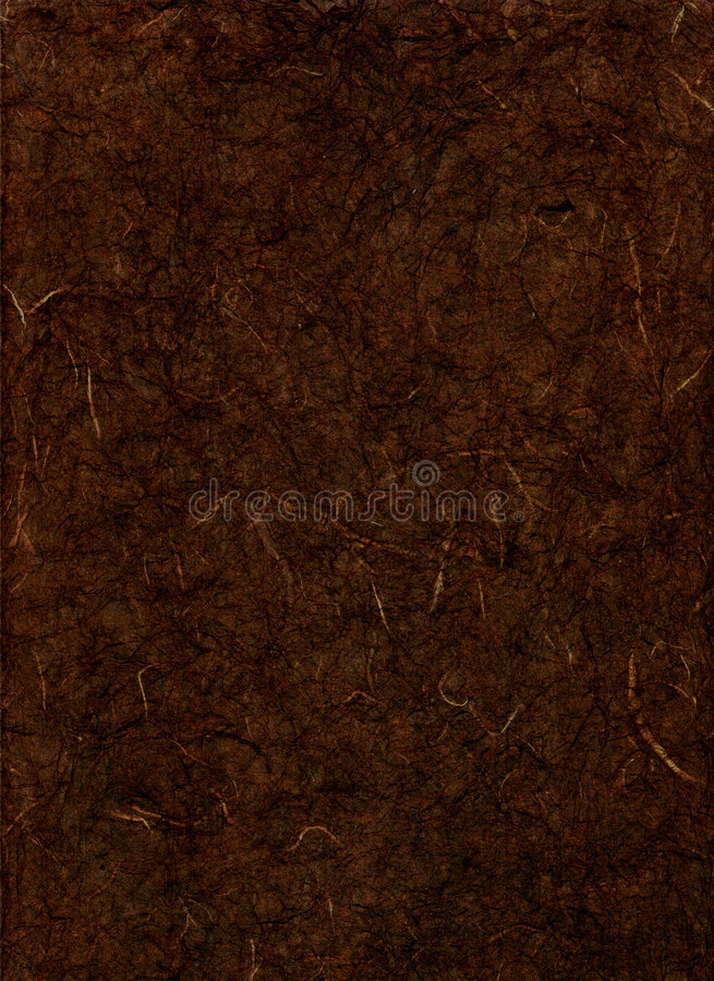 Dark Brown Texture Paper royalty free stock photos