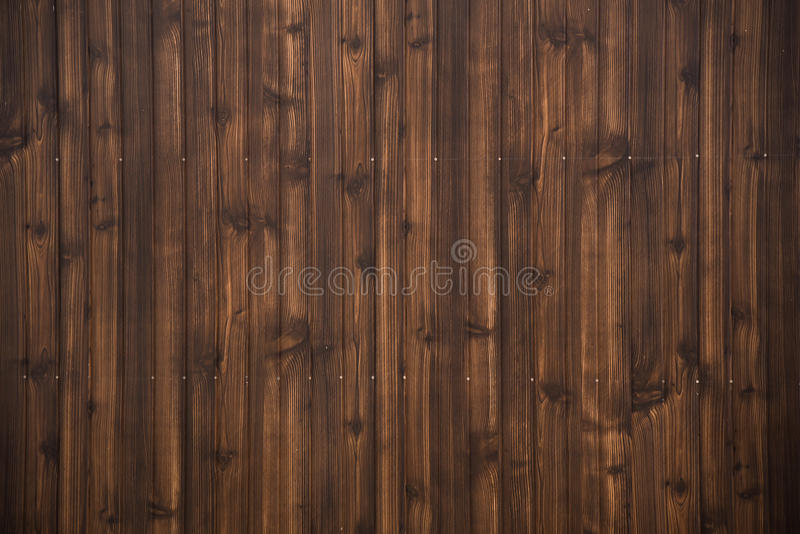 Dark brown wood plank texture background royalty free stock images