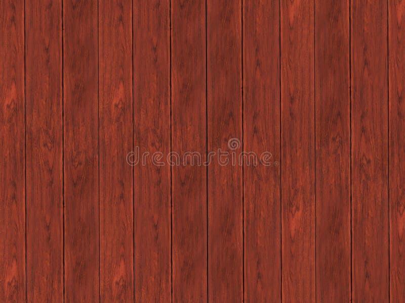 Dark brown wooden desks surface floor - background stock photo