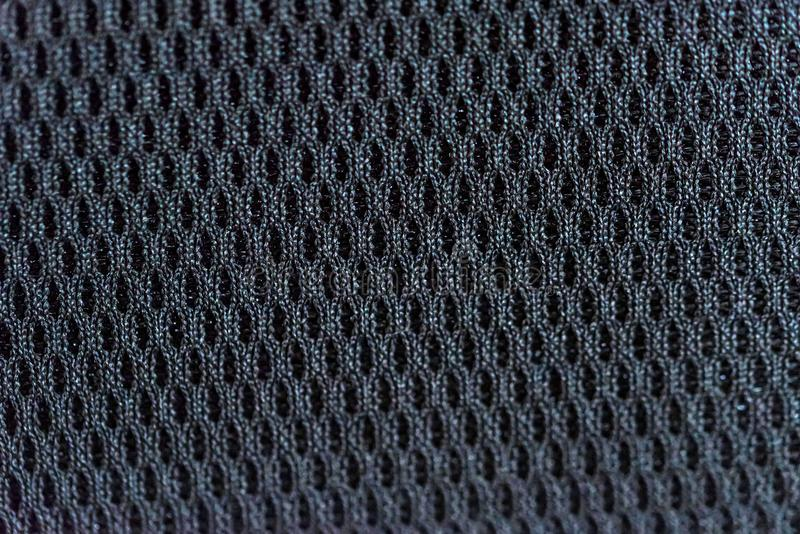 Dark car textile macro texture royalty free stock photos