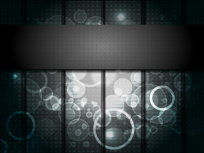 Download Dark card stock vector. Illustration of poster, design - 25080193