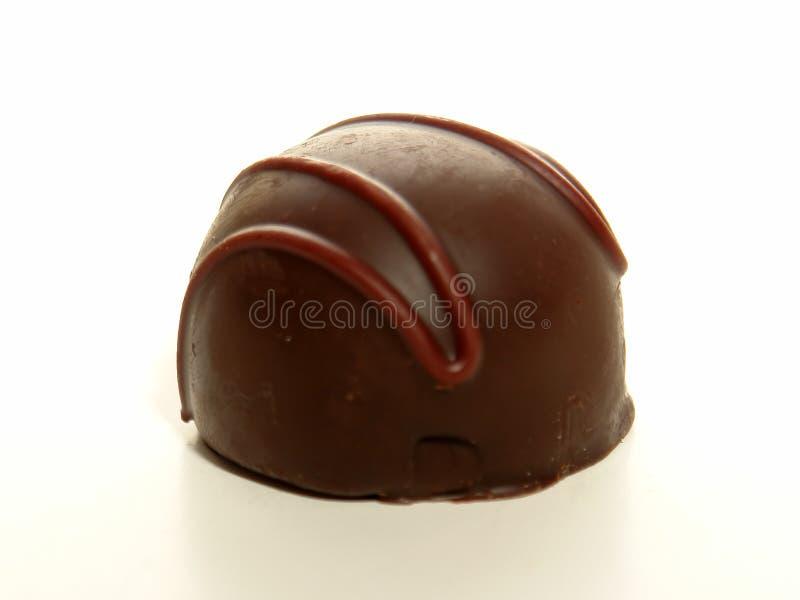 Download Dark Chocolate Truffle stock image. Image of easter, dessert - 1717053