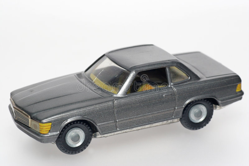 Download Dark Classic Mercedes Toy Cars Stock Image - Image: 1828321