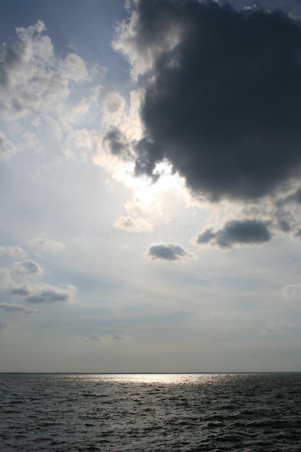 Download Dark cloud stock photo. Image of break, lightning, dark - 155778