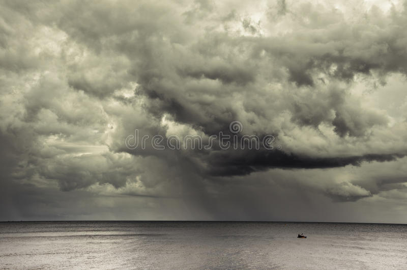 Download Dark cloud day stock image. Image of concept, clouds - 26611099