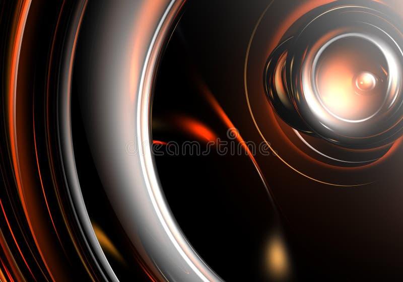Download Dark För 03 Bakgrund - Orange Stock Illustrationer - Illustration av data, bubblor: 510864