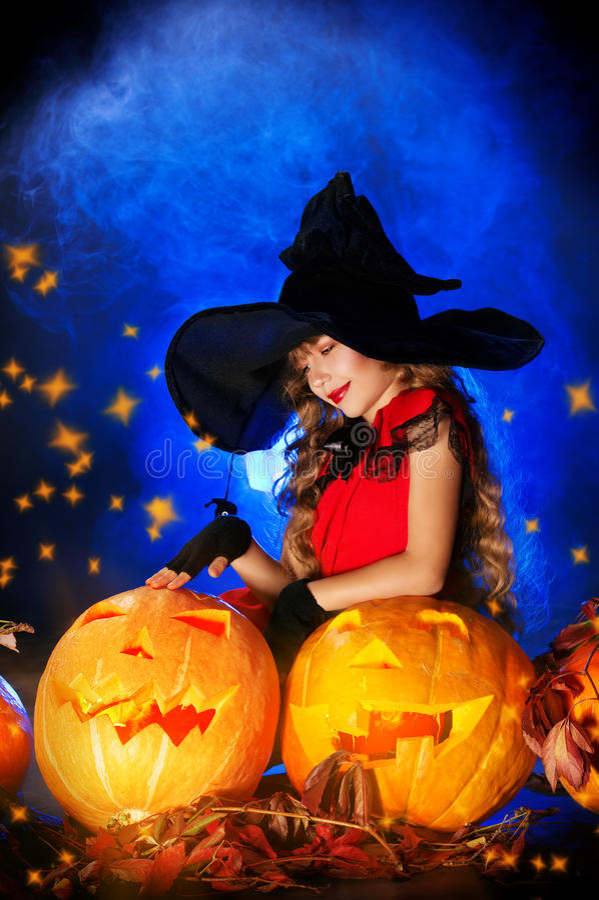 Dark girl royalty free stock photography