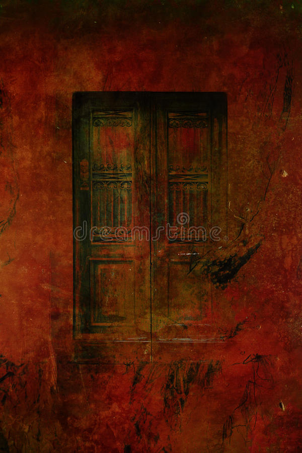 Download Dark Gothic Doors Royalty Free Stock Image - Image: 28792146