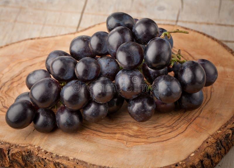 Dark Grapes Royalty Free Stock Photo