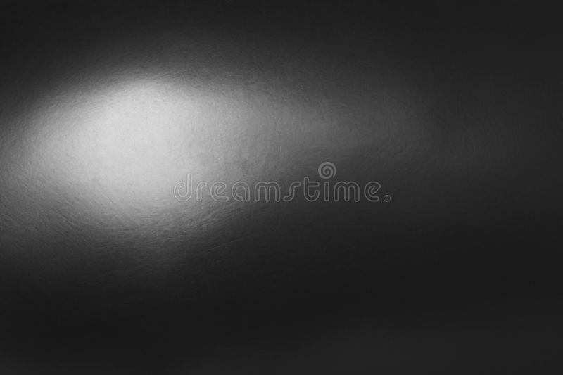 Dark gray abstract background or texture and gradients shadow stock photography