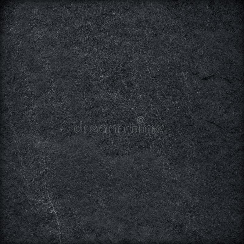 Dark gray abstract black slate stone background or texture. royalty free stock photo